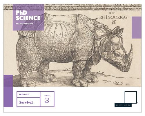 PhD Science | Digital Teacher Edition