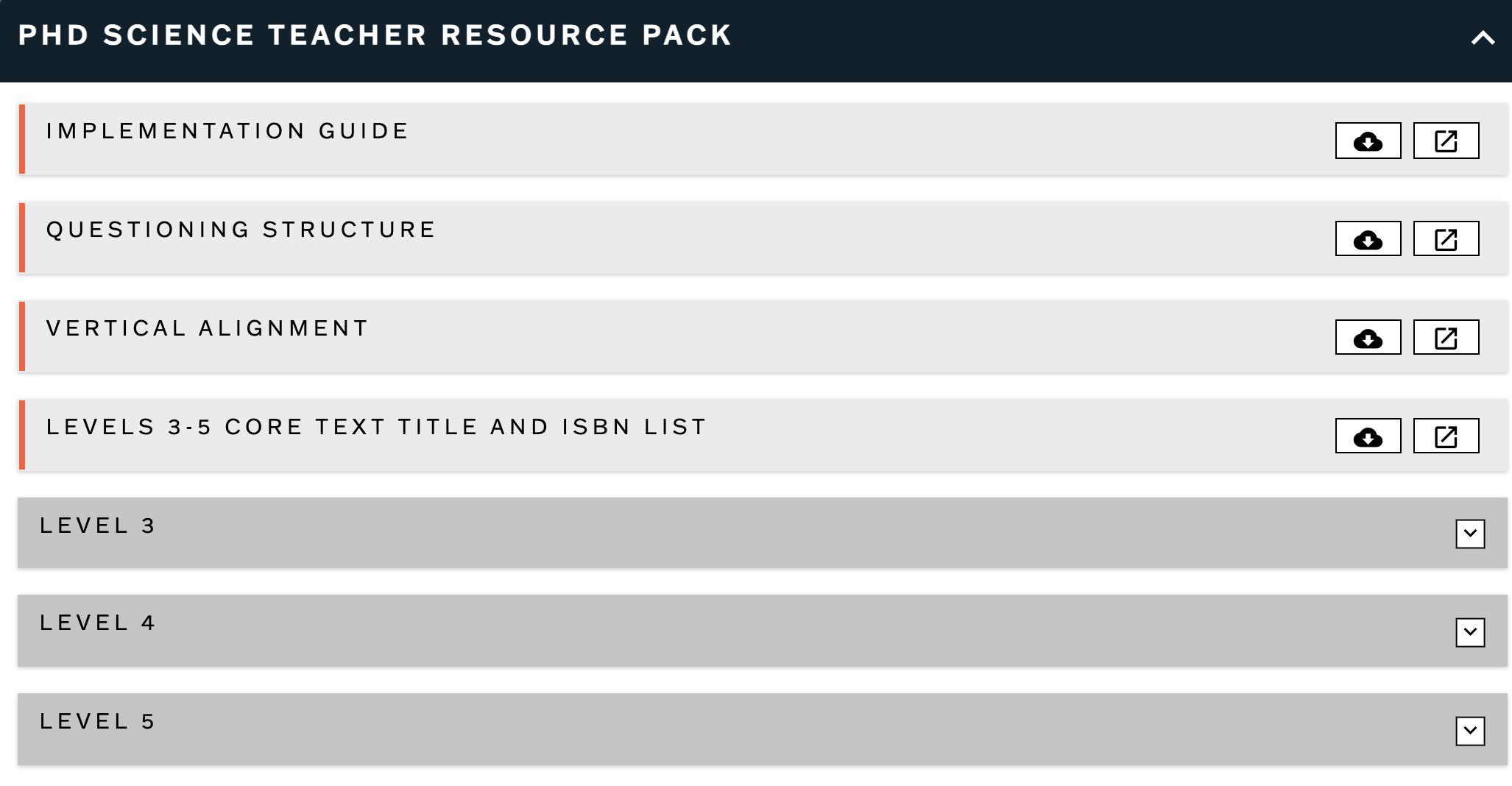 PhD Science | Teacher Resource Pack